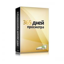 Абонемент на год российских ТВ каналов онлайн